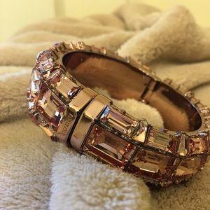 Gucci Swarovski Crystal Bracelet / Bangle